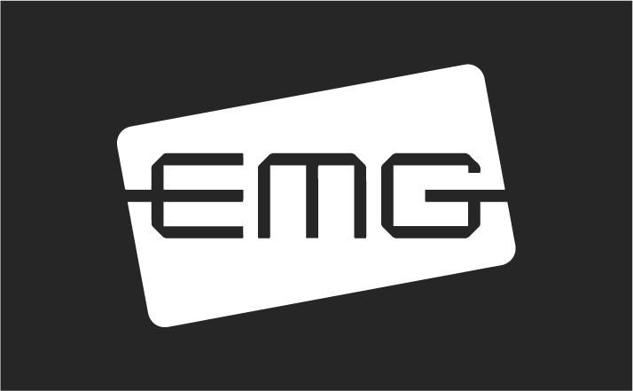 Image result for emg pickups logo