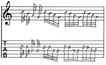 32分音符