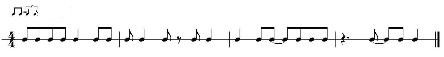 3連譜:問題12