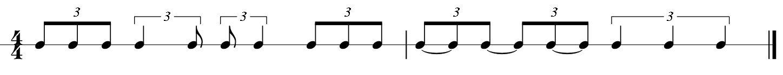 3連譜:問題9