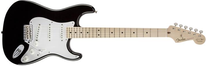 Eric Clapton Stratocaster Black