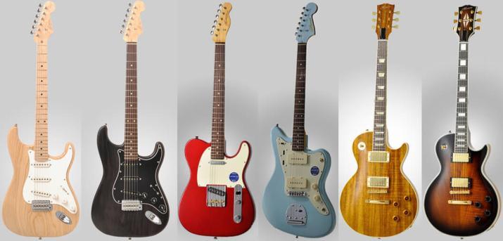 MOMOSE Vintage Series Guitar