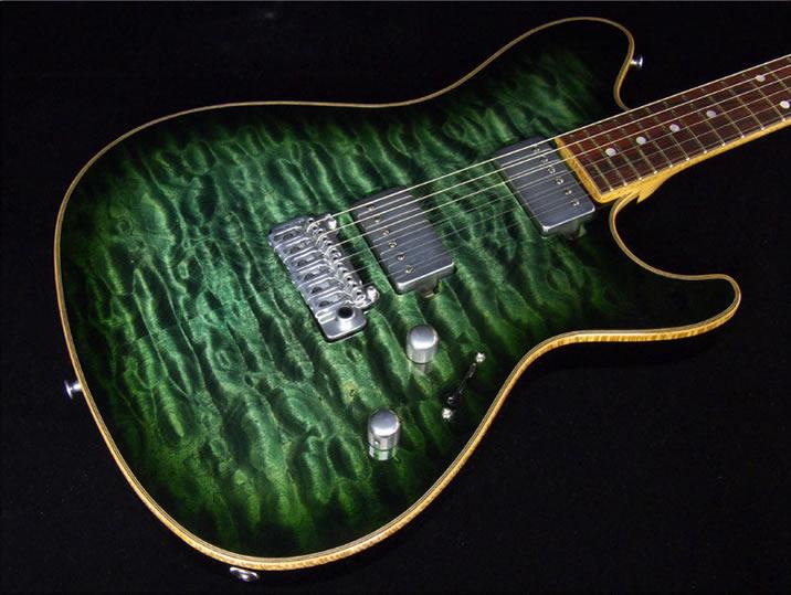 Sugi Guitarsのエレキギター