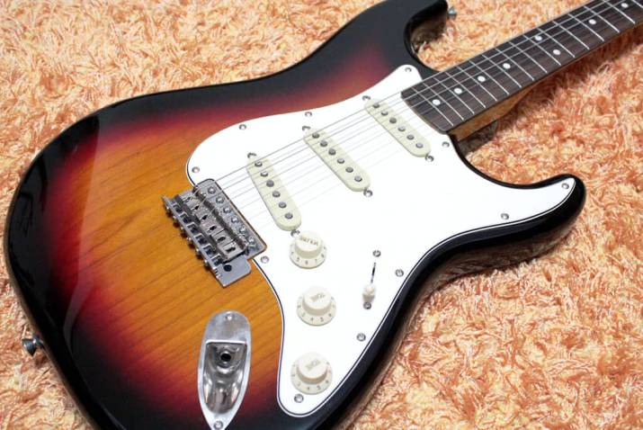 Classic Vibe Stratocaster '60s
