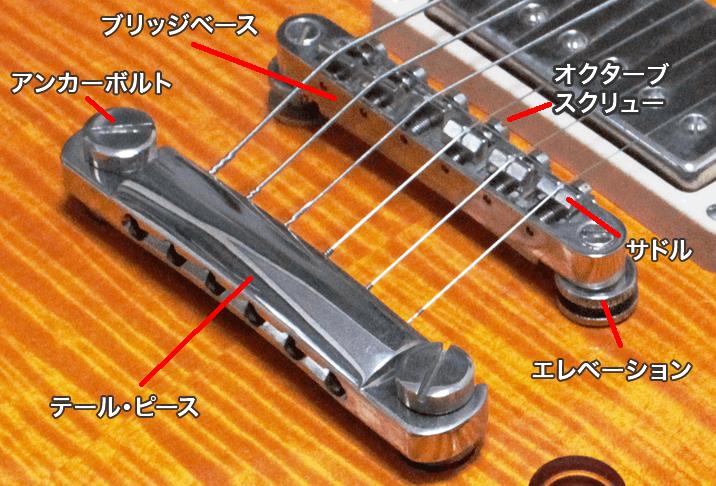 ギターブリッジ その1