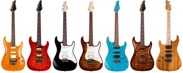 Suhr Custom Series Standard