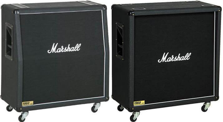 Marshall 1960A、Marshall 1960B