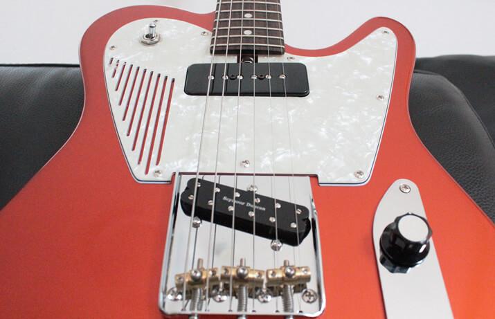 Magneto Guitars T-WAVE