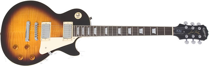 Epiphone Les Paul Standard Plus-Top