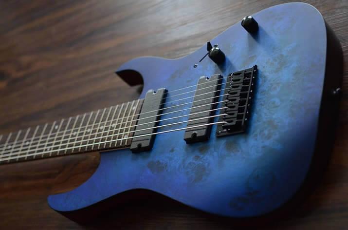 8,9弦ギター