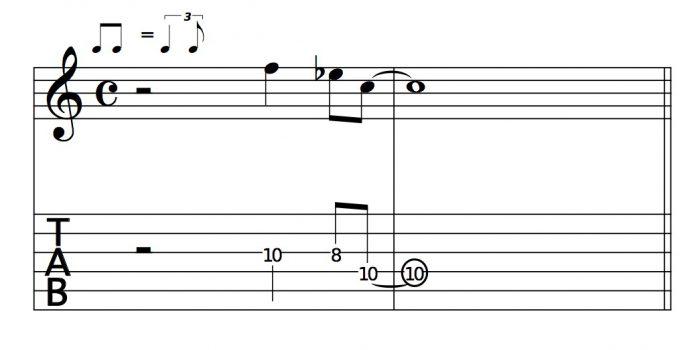 TAB譜29