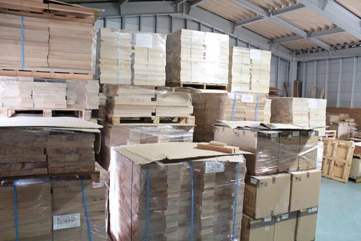 木材倉庫2