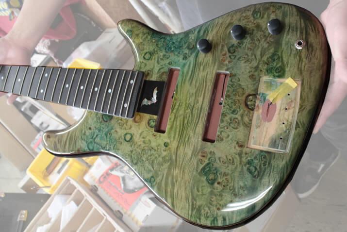 SUGI Guitars BASS