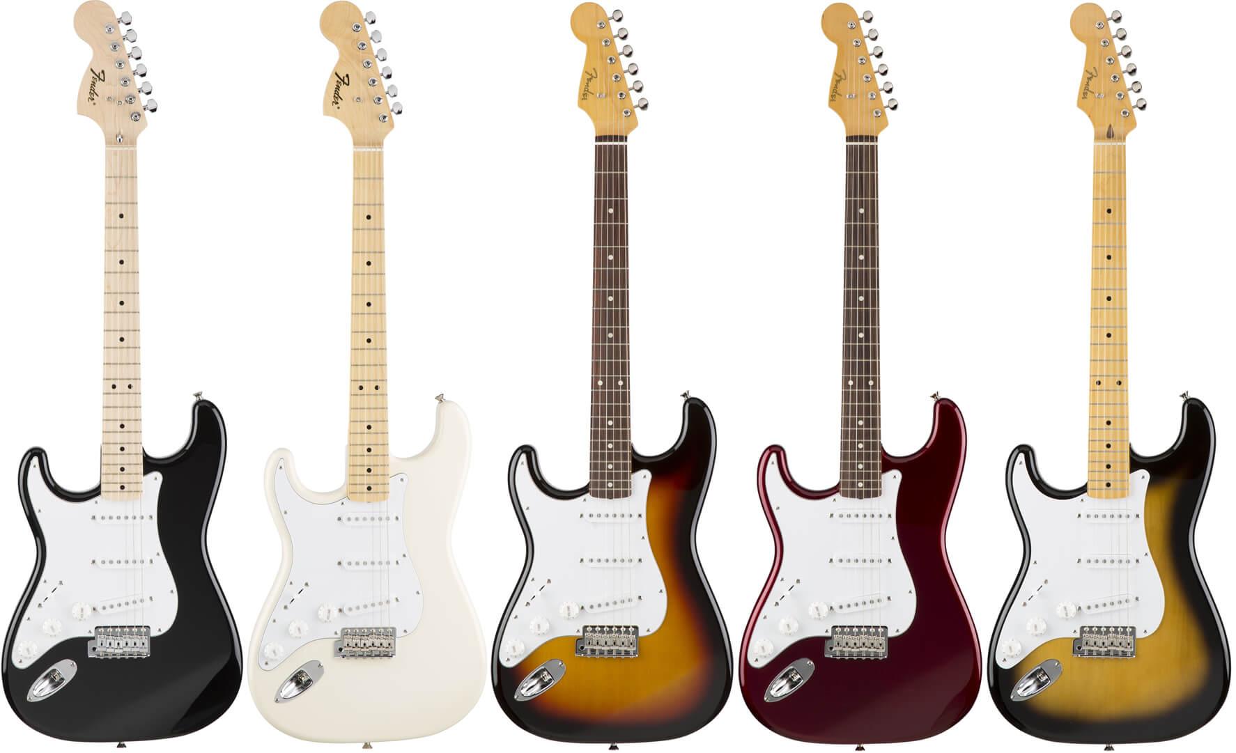 Fender Classic Strat Lefty