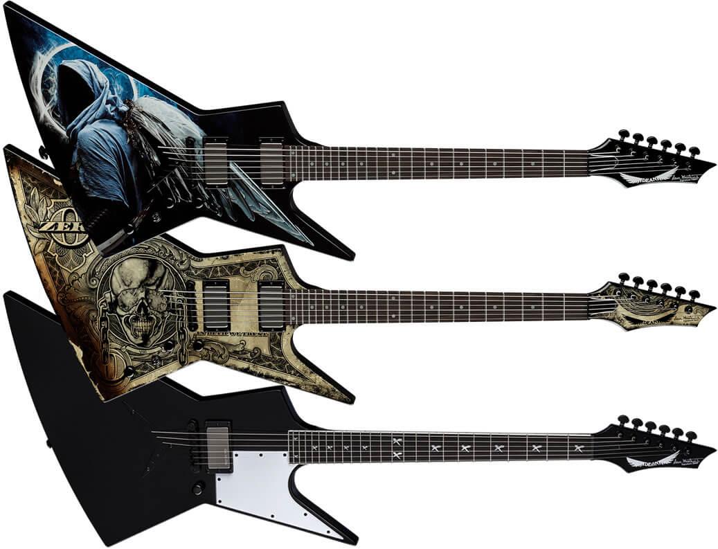 DEAN Dave Mustaine ZERO