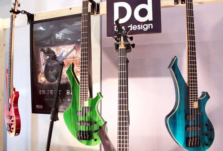 D's Designブース