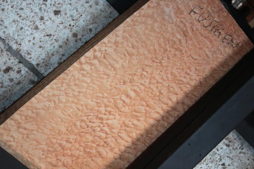 5Aグレードの木材