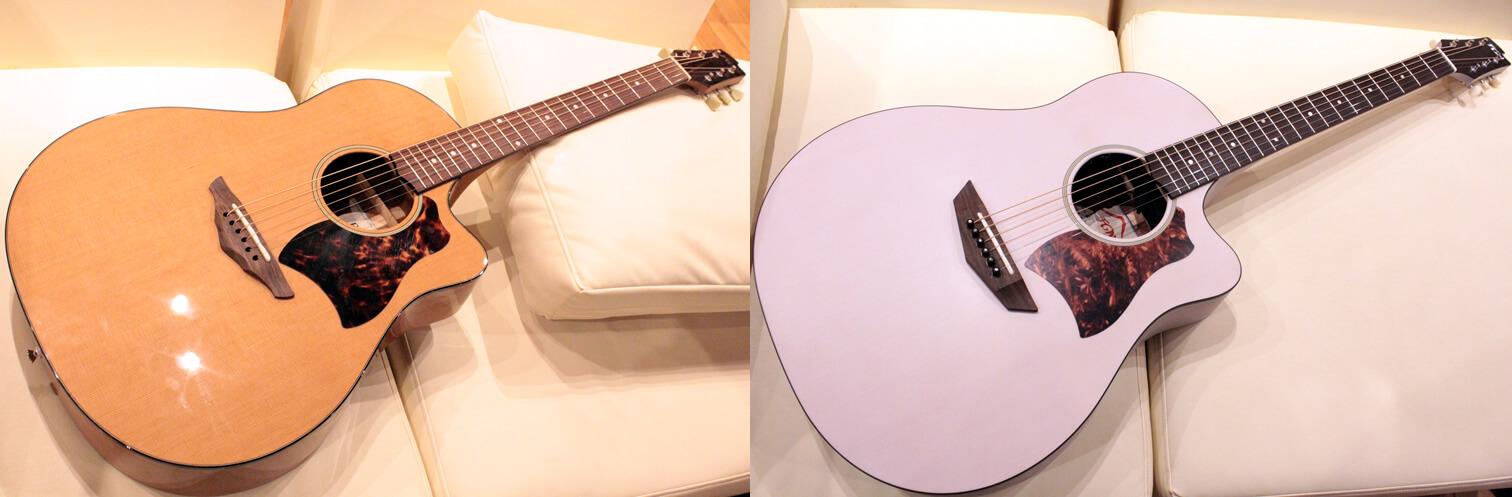 フジゲン・アコースティックギター
