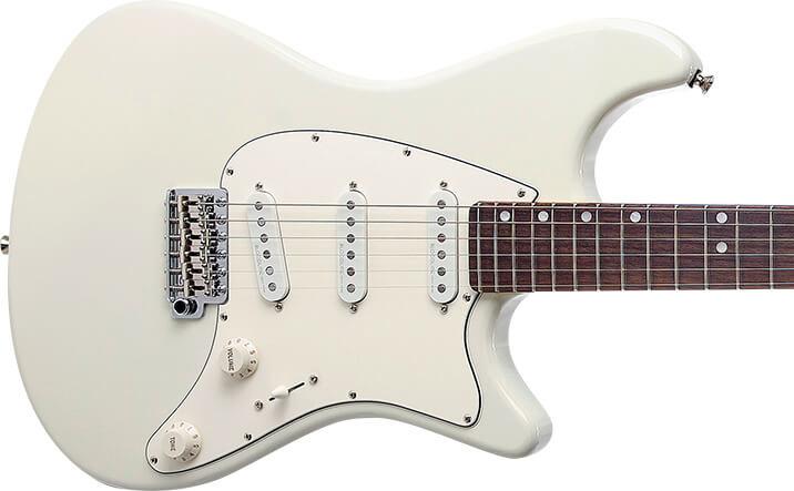 JOHN PAGE CLASSICのギター