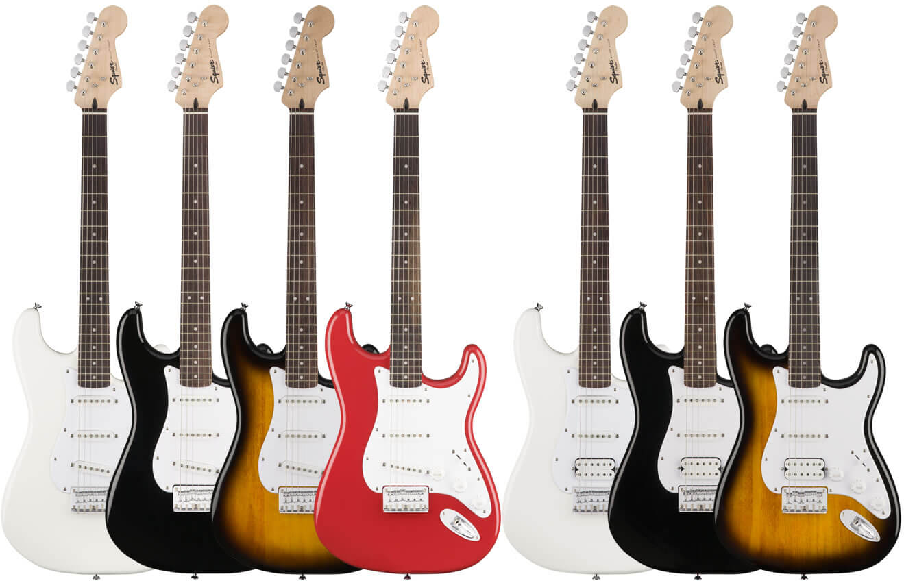 Bullet Stratocaster Hard Tail