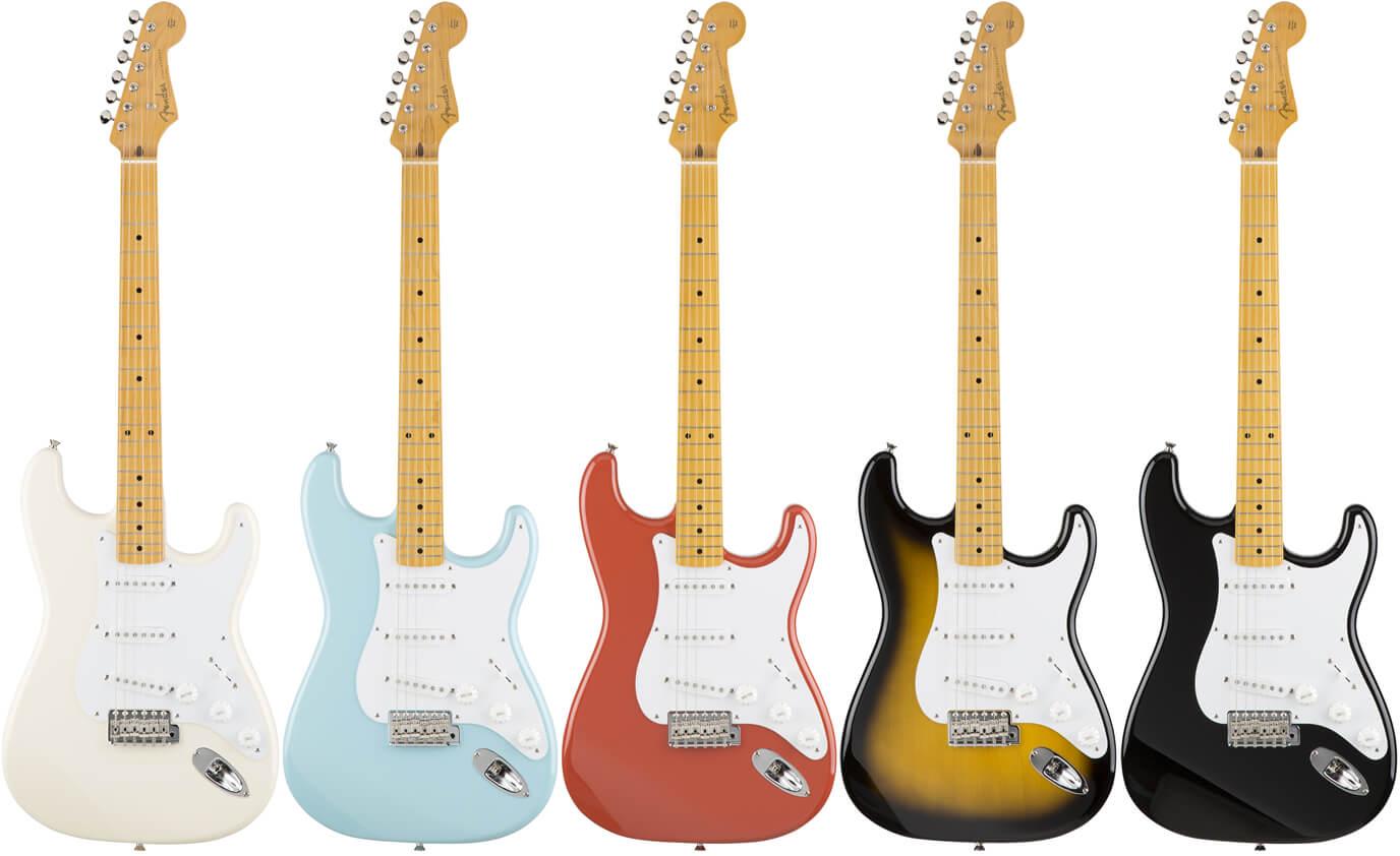 Fender Japan Classic 50s Strat