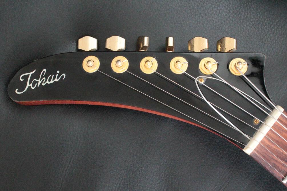 トーカイ・ギターのヘッド