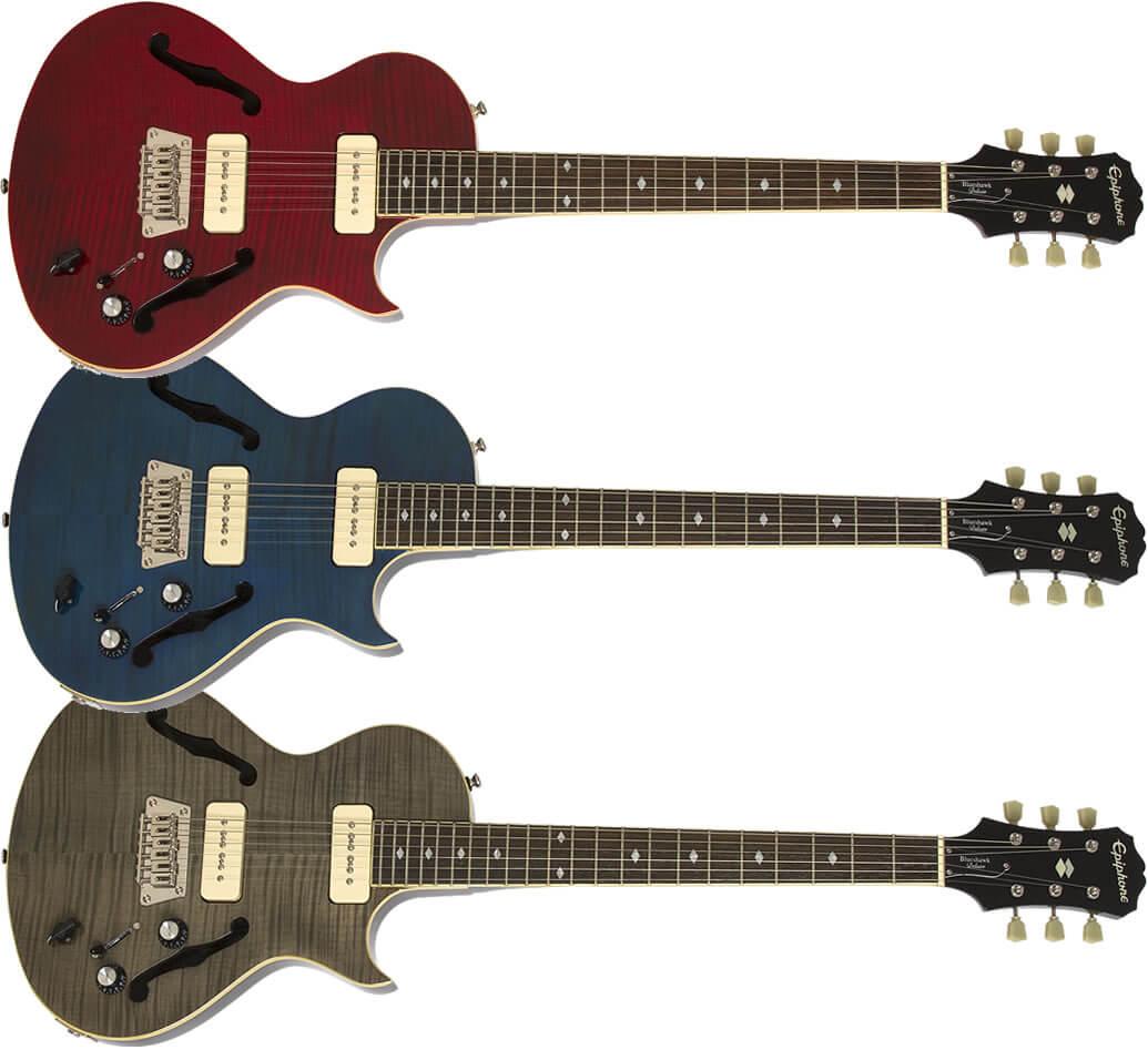 Blueshawk Deluxe