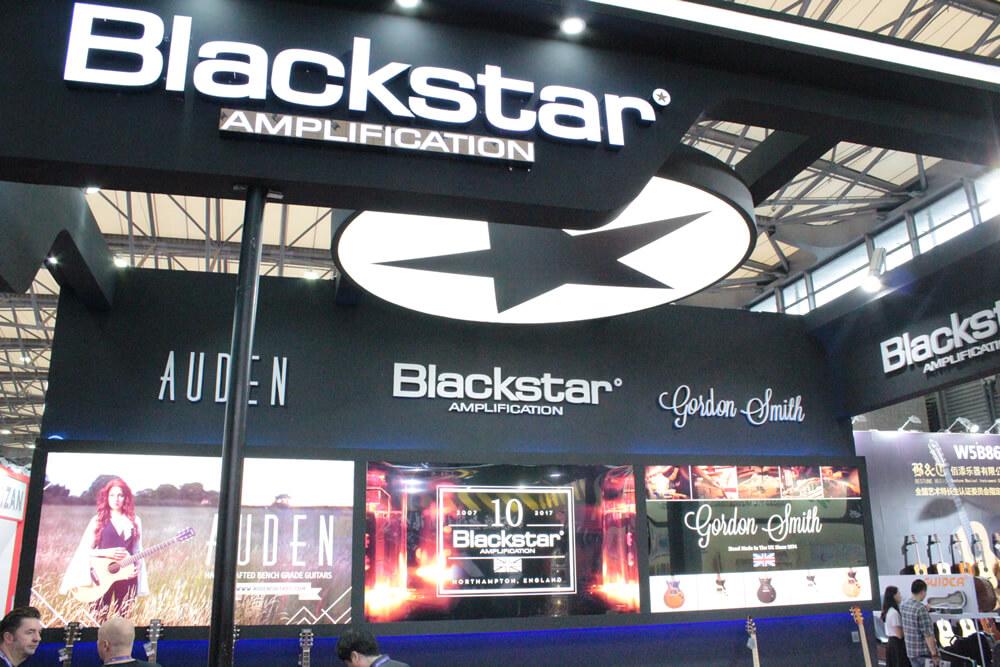 Blackstarブース