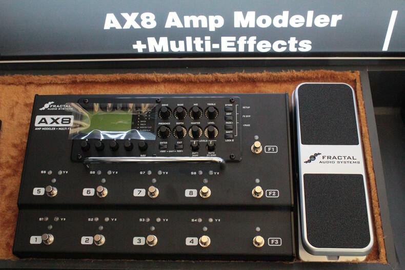 Fractal Audio「AX8」