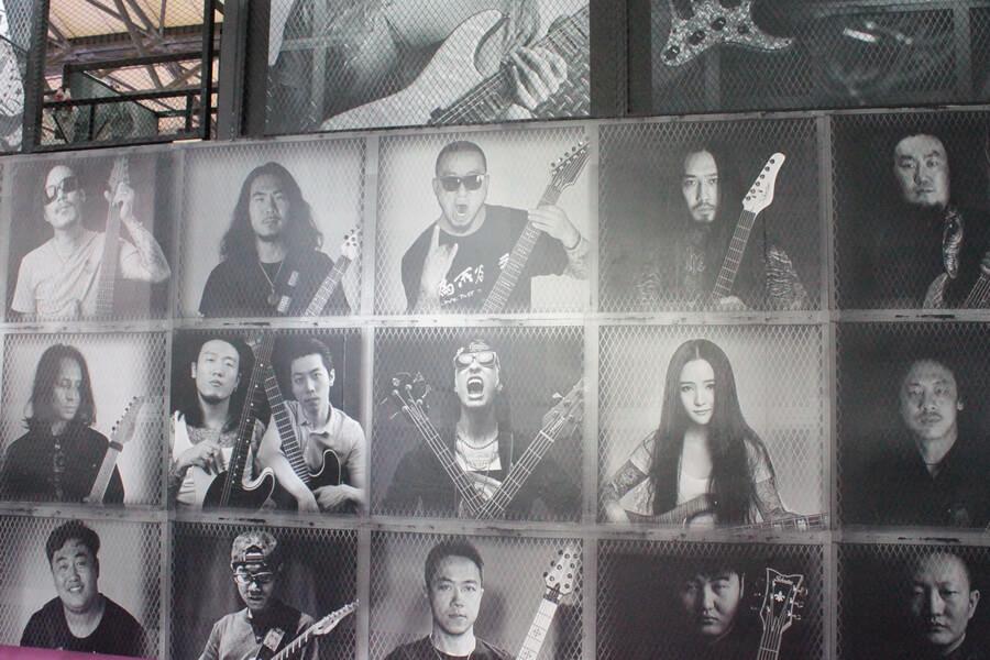 中国のエンドーサー・ギタリスト
