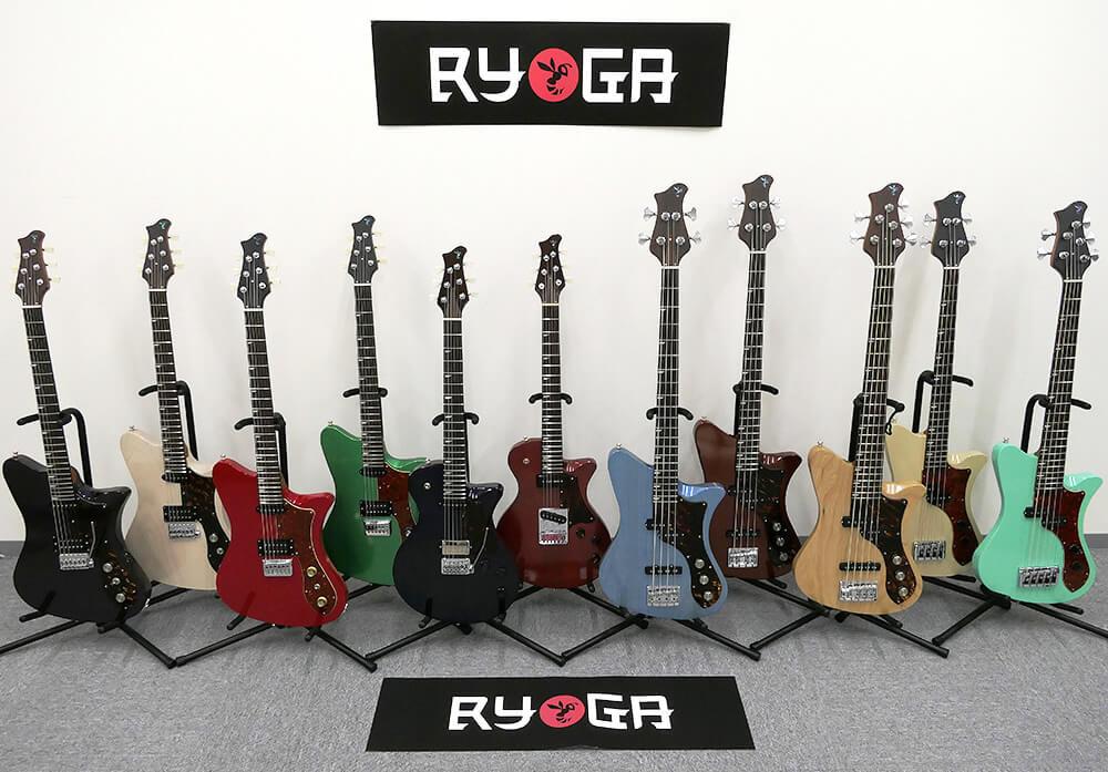 RYOGAのギター