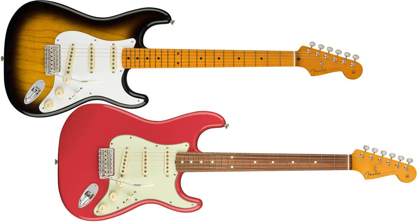 Classic Series Stratocaster Lacquer