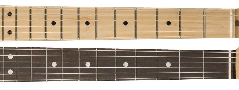 American Original Stratocaster:指板