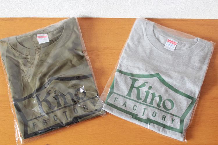 KINO FACTORY:Tシャツ