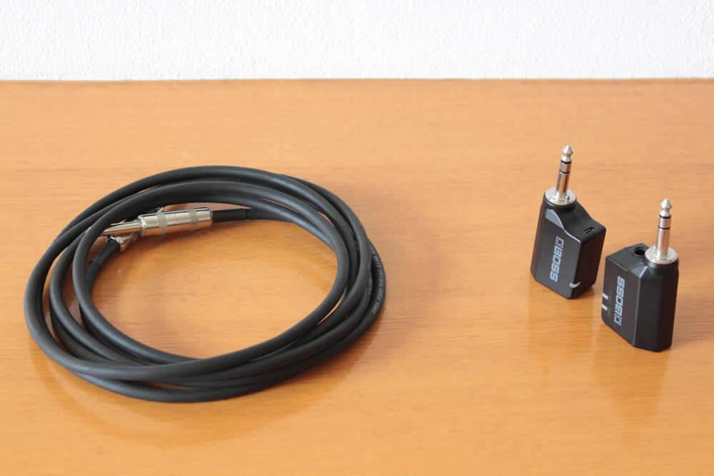 ケーブル VS ワイヤレス