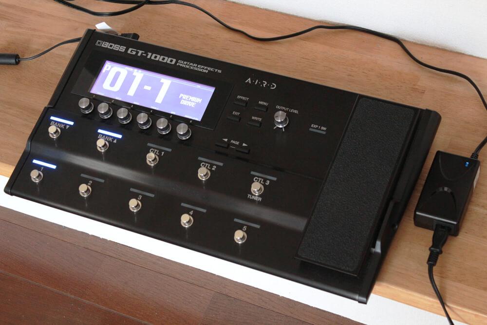 GT-1000:電源