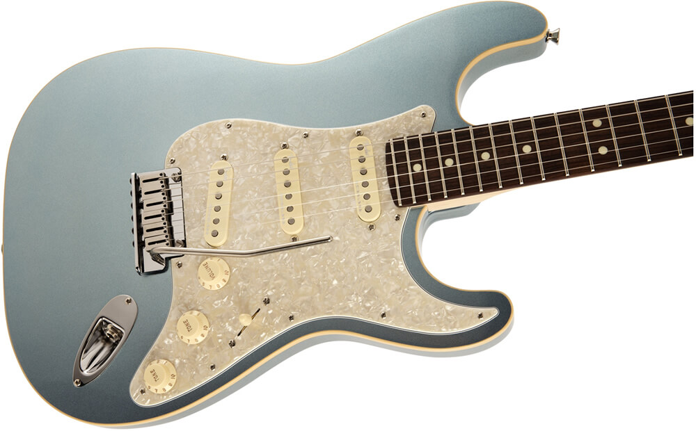 MADE IN JAPAN MODERN STRATOCASTER:ボディ