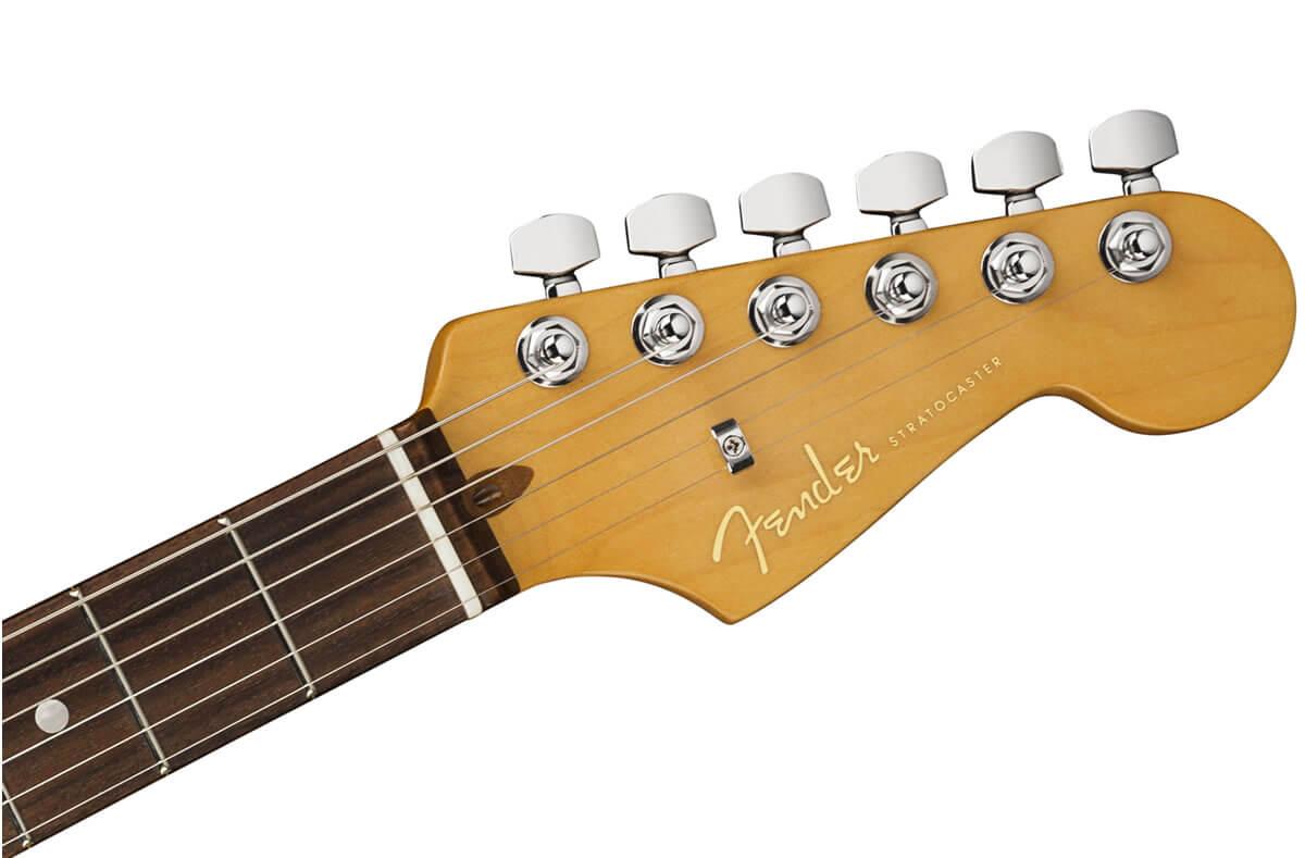 American Ultra Stratocaster:ヘッド
