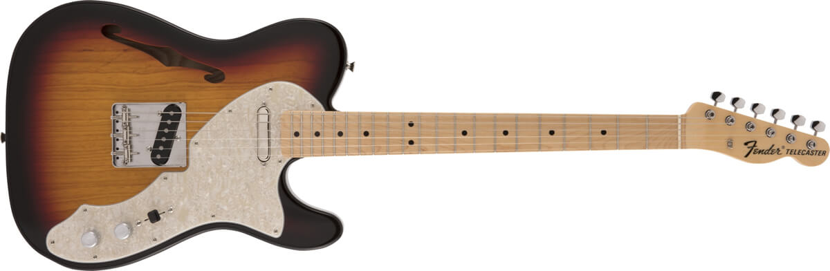 Made in Japan Heritage 60s Telecaster Thinline
