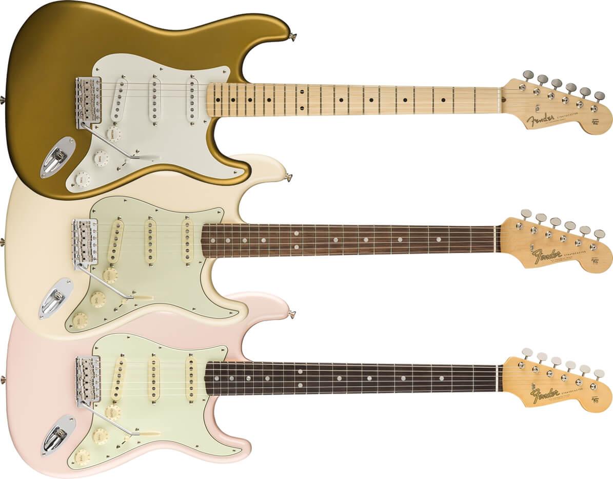 American Original Stratocaster