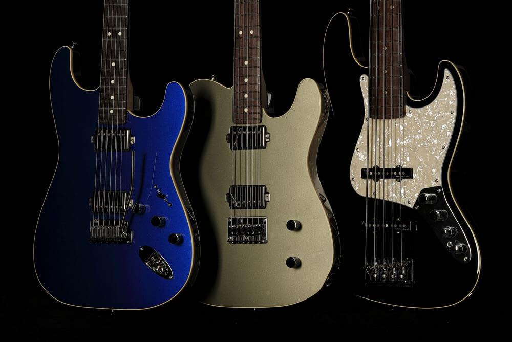 Fender Made in Japan Modern シリーズ
