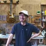 Altero Custom Guitars:安田圭佑