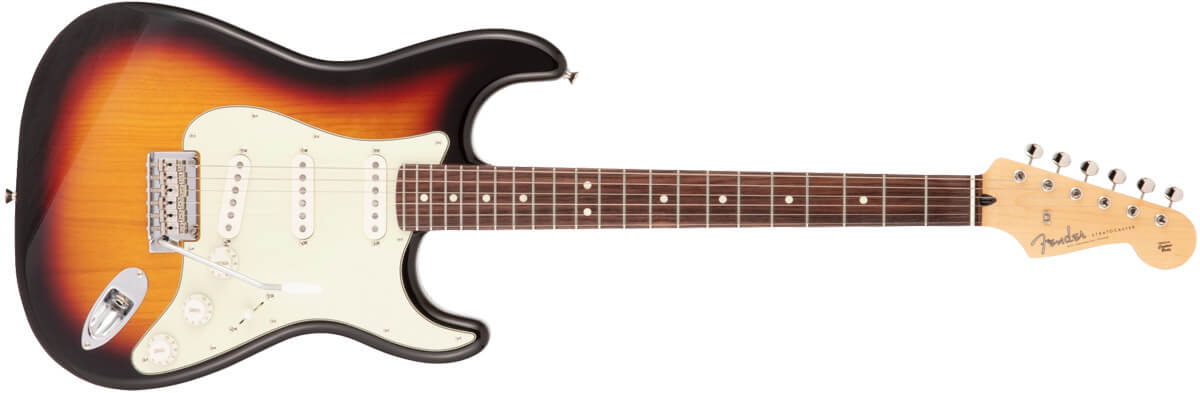 Hybrid II Stratocaster
