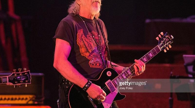 Brad Whitford Aerosmith Guitar
