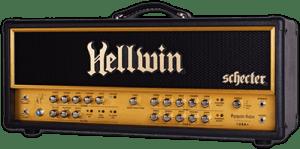 Syn Gates Schecter Hellwin Guitar Amp