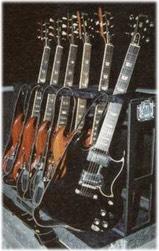 Angus Young AC/DC Gibson Guitars