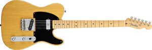 Keith Richards Fender 52 Tele