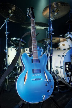 Dave Grohl Gibson ES335 Stage