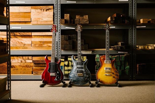 PRS core s2 electric guitar