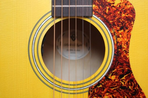Guild Jumbo Junior Ahorn Western-Gitarre 3